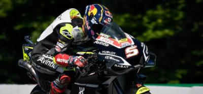 Incroyable pole position de Johann Zarco! :: MotoGP Brno
