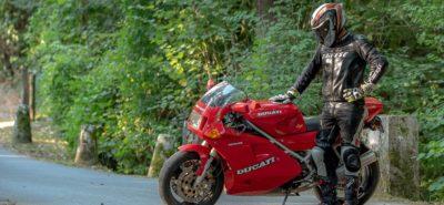 Essai rétro – La Ducati 851 Superbike, l'essence d'un mythe :: Test Ducati