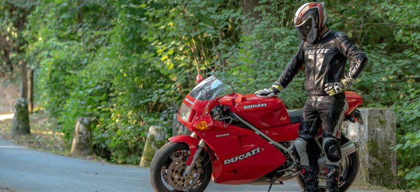 Essai rétro – La Ducati 851 Superbike, l'essence d'un mythe :: Test Ducati :: ActuMoto