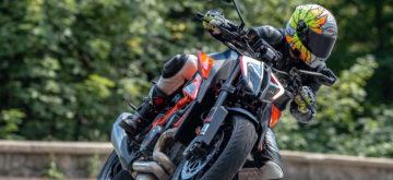1290 Super Duke R 2020: la quintessence d'une trilogie