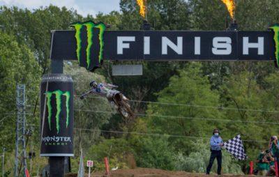 Jeremy Seewer, un peu chanceux, remporte son premier Grand Prix :: MXGP 2020