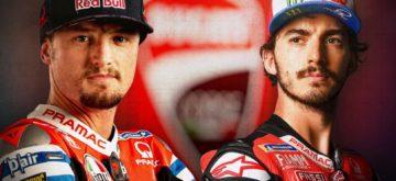 Moto GP: Pecco Bagnaia à la place de Dovi, c'est signé !