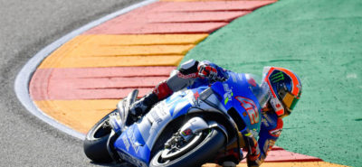 Victoire d'Alex Rins et nouveau podium d'Alex Marquez :: MotoGP Aragón