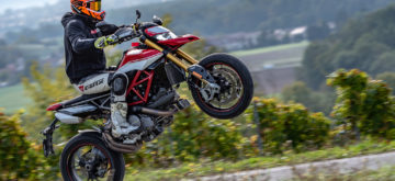 Ducati Hypermotard 950 SP: la version luxueuse de l'hybride sauce bolognaise