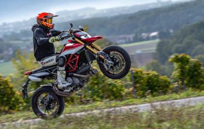 Ducati Hypermotard 950 SP: la version luxueuse de l'hybride sauce bolognaise :: Test Ducati