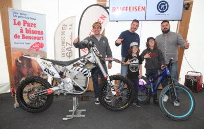 Boncourt et Racl'Ajoie veulent accueillir un show FMX 100% électrique :: Motocross Freestyle