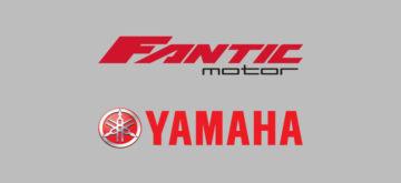 Important partenariat entre Fantic Motor et Yamaha Motor Europe