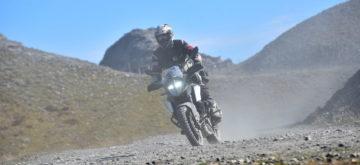 La petite KTM 390 Adventure, une moto de rallye?