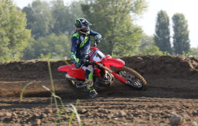 La nouvelle Honda CRF 450R 2021, encore plus aboutie ! :: Test Honda
