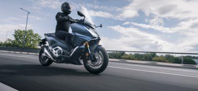 Chez Honda, place au maxi-scooter Forza 750 :: Nouveauté 2021