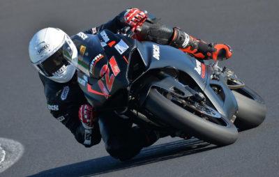 Randy Krummenacher est remonté sur une moto à Misano :: Mondial Superbike
