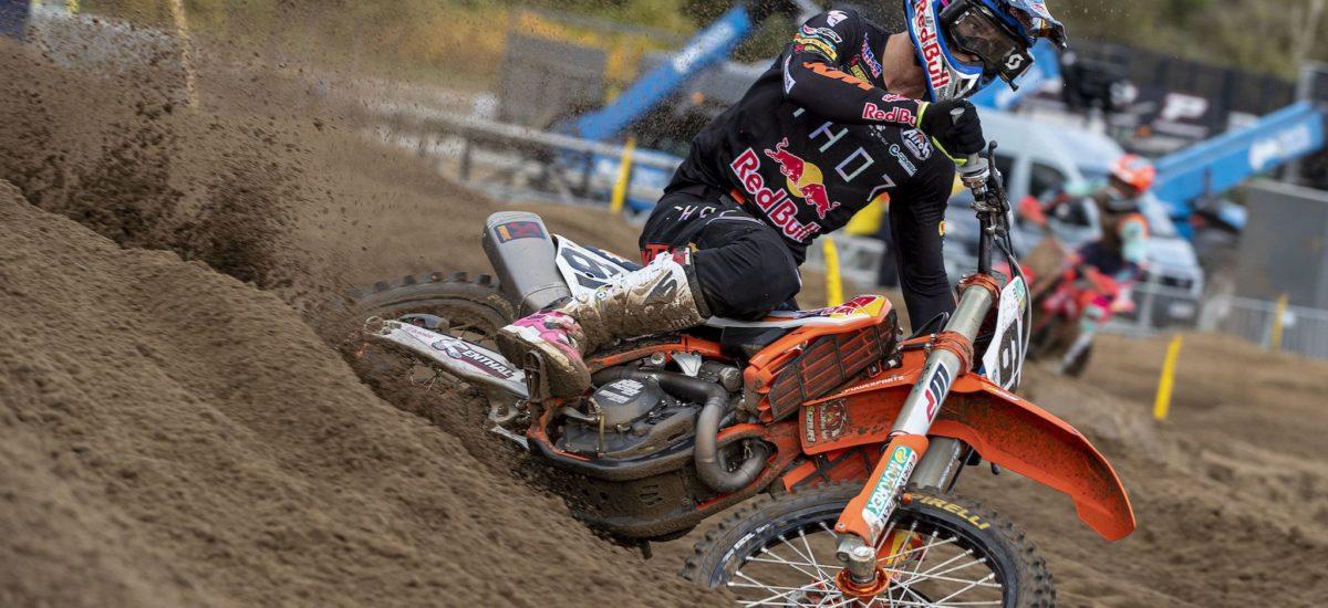 Jorge Prado remporte Lommel numéro 2 devant Gajser
