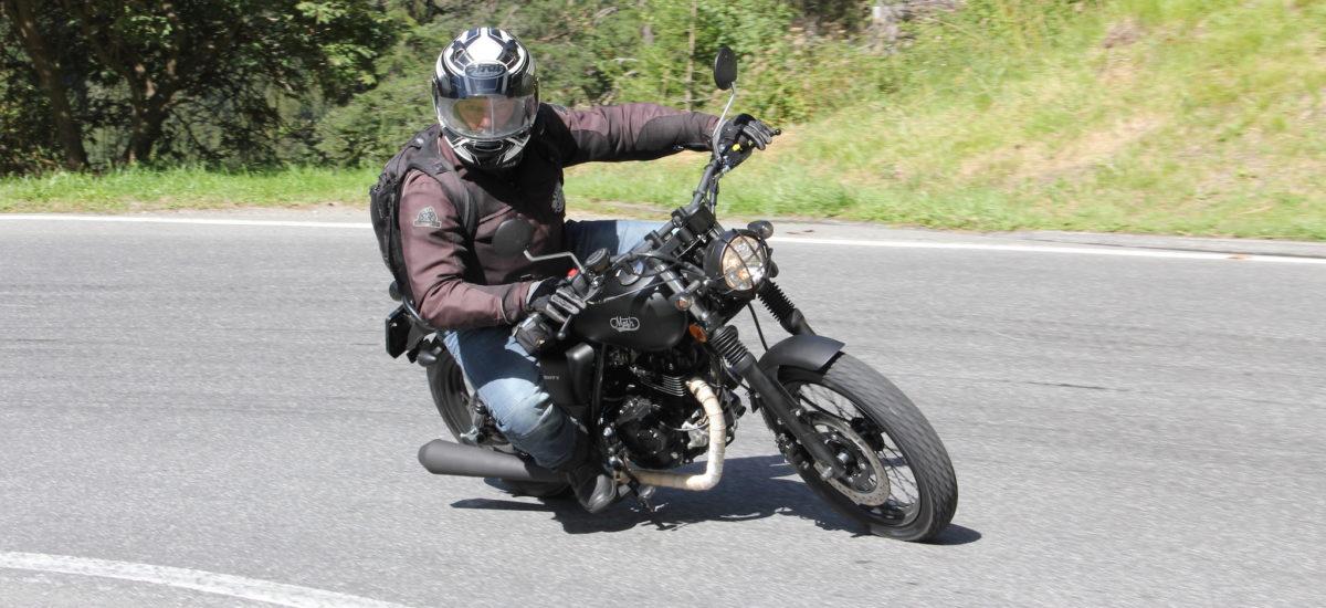 La Mash Seventy, une jolie moto, mais pas que
