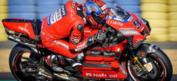 La pluie du Mans sacre Petrucci, affirme Marquez et frustre Quartararo