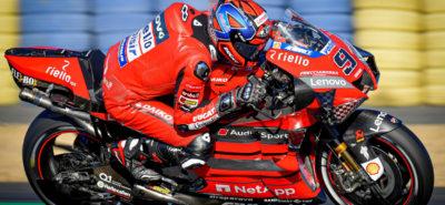 La pluie du Mans sacre Petrucci, affirme Marquez et frustre Quartararo :: MotoGP France