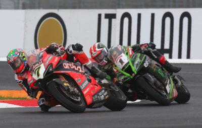Jonathan Rea devra attendre encore un peu :: Mondial Superbike