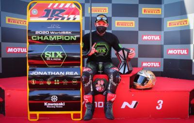 A Estoril, Jonathan Rea empoche son sixième titre mondial :: Mondial Superbike