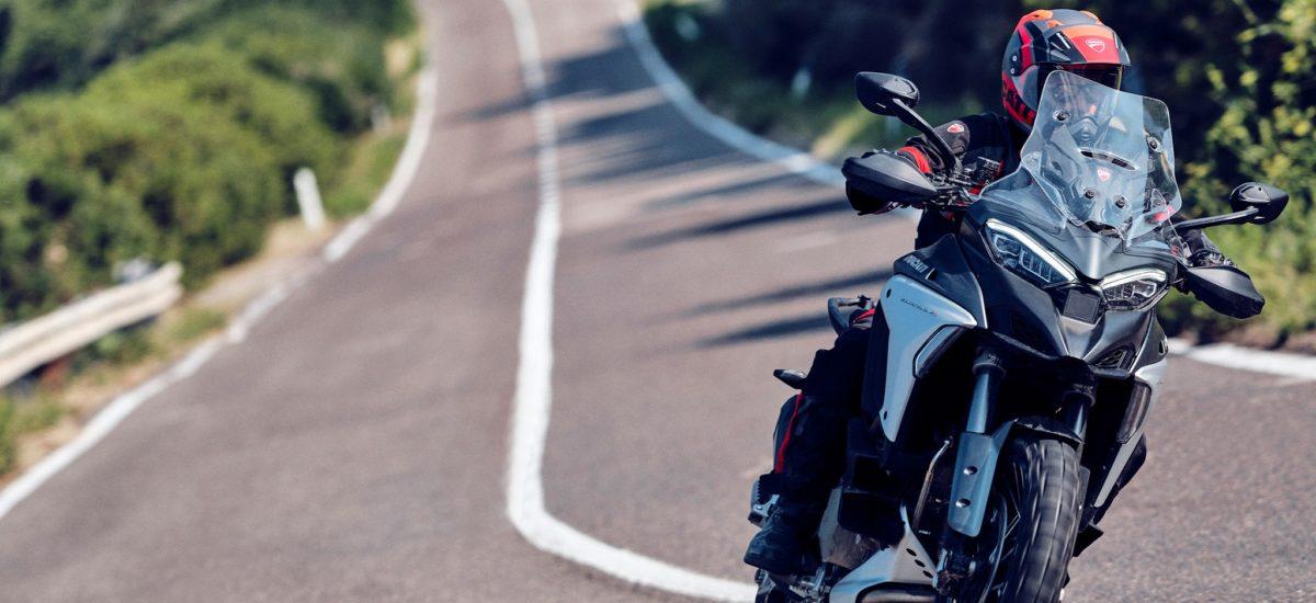 La Ducati Multistrada V4 se dévoile enfin, avec une version S bardée de technologie