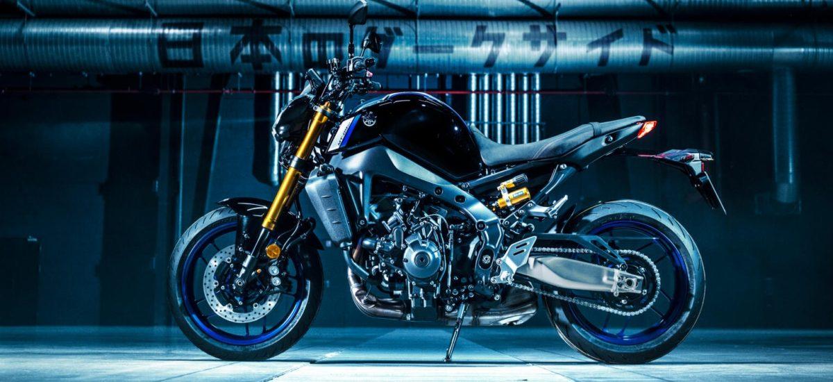 Yamaha annonce une version SP de sa nouvelle MT-09