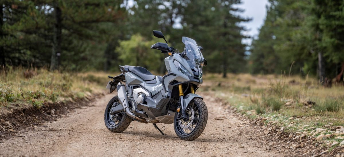 X-ADV 750: Honda remanie son scooter tout-chemin