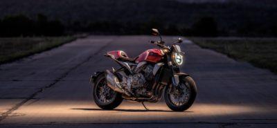 Honda CB1000R 2021 : une évolution en finesse :: Nouveauté 2021