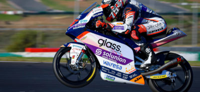 Raul Fernandez gagne en solitaire, Albert Arenas prend le titre mondial :: Moto3 Portimao