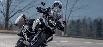 Test hivernal: un mois avec la BMW R 1250 GS 2021