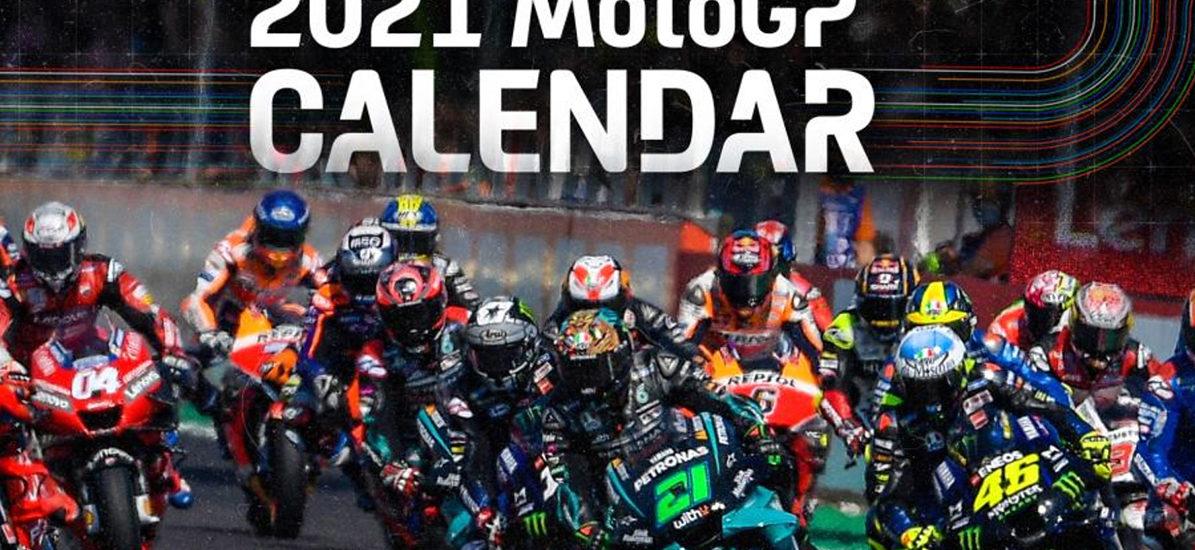 Le calendrier (provisoire) de la saison 2021 est dévoilé