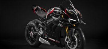 La Ducati Panigale V4 SP, pour les amateurs qui en veulent