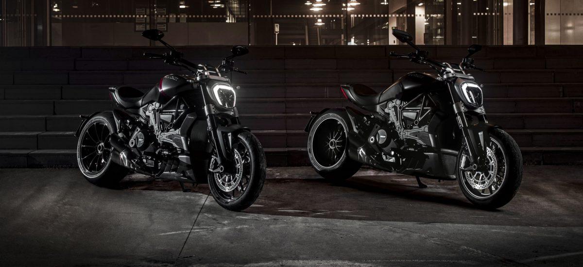Ducati X-Diavel – plus de puissance et de nouveaux coloris