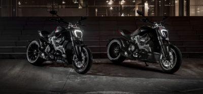 Ducati X-Diavel – plus de puissance et de nouveaux coloris :: Nouveauté 2021