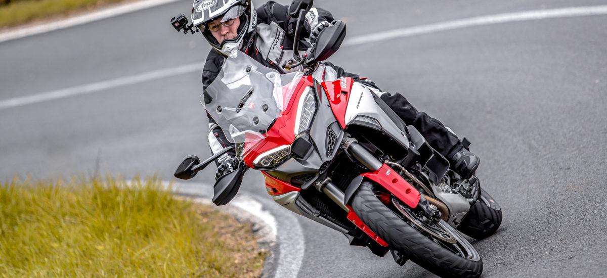 Essai Ducati Multistrada V4S – En route vers la perfection