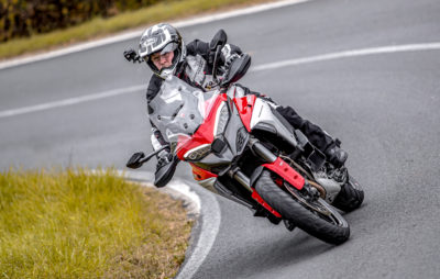Essai Ducati Multistrada V4S – En route vers la perfection :: Test Ducati
