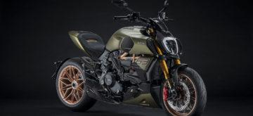 Une Ducati Diavel 1260 Lamborghini à 630 exemplaires