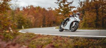 Une dose de confort en plus pour la Ducati SuperSport