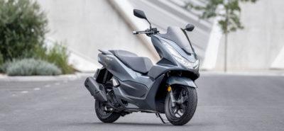 Le populaire Honda PCX 125 s'équipe de l'antipatinage :: Nouveauté 2021