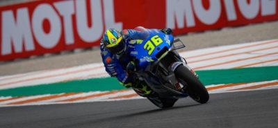Franco Morbidelli gagne à Valence et Joan Mir célèbre son titre mondial :: MotoGP Valence 2
