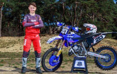 Il y aura deux Suisses de plus dans le mondial de motocross :: MX2 2021