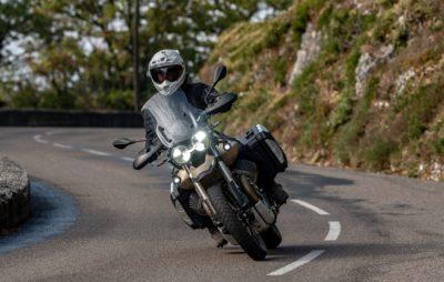 Essai Moto Guzzi V85TT Travel – l'Italie sait aussi être raisonnable :: Test Moto Guzzi