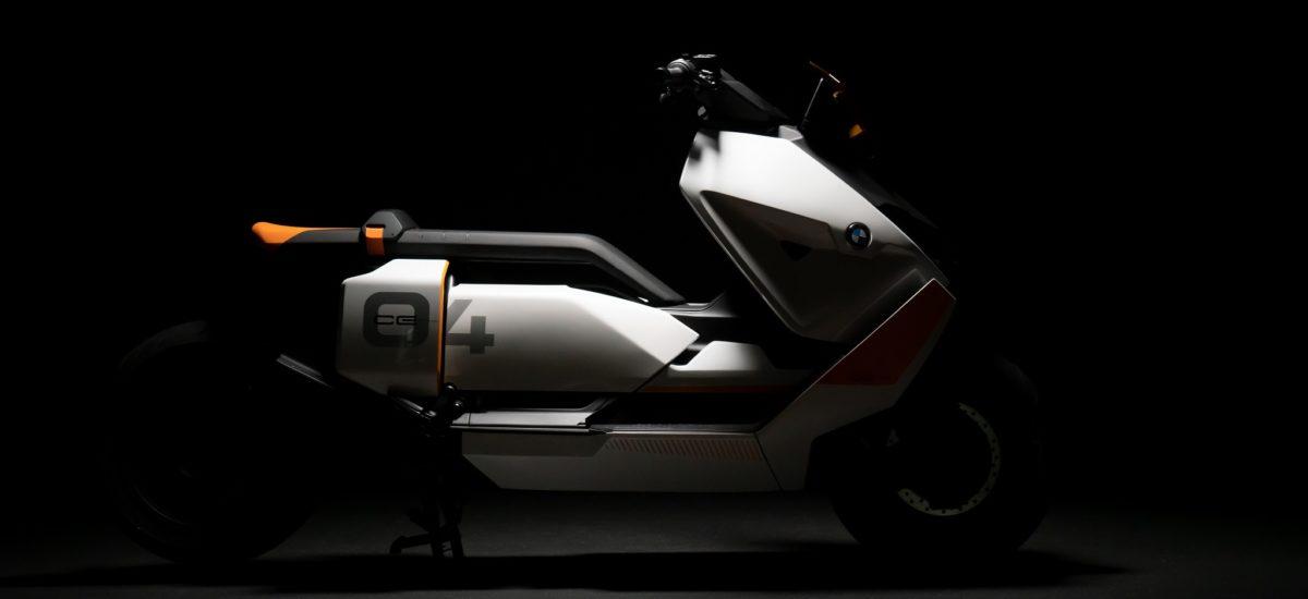 Concept Definition CE 04 – la mobilité urbaine selon BMW