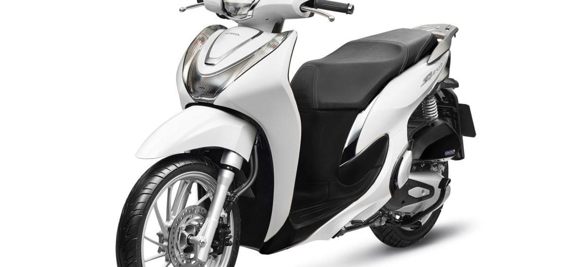 Le Honda SH mode 125 a la mission de séduire les jeunes