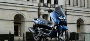 Le Start and Stop pour le Yamaha NMAX 125