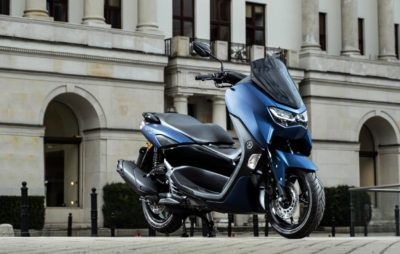 Le Start and Stop pour le Yamaha NMAX 125 :: Scooter urbain