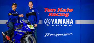 Aegerter roulera en Supersport avec Ten Kate Racing! :: Mercato WorldSSP