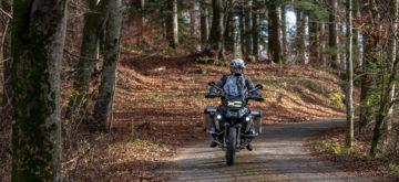 Test hivernal: un mois avec la BMW R 1250 GS 2021, seconde partie
