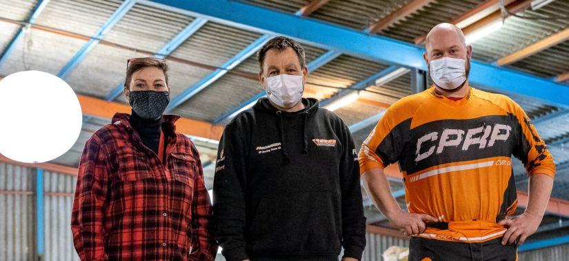 Initiation au motocross au CPRP :: Reportage :: ActuMoto
