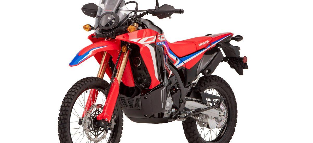 La Honda CRF 250 L devient 300 L