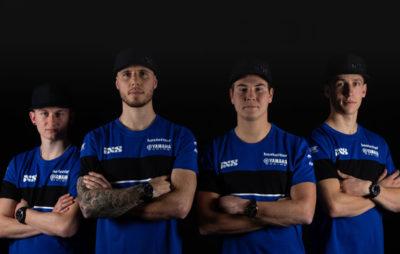 Tonus et Guillod intègrent la nouvelle équipe Hostettler Yamaha Racing :: MXGP 2021