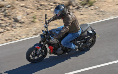 Les motos bridables à 35 kW en Suisse :: Permis A limité