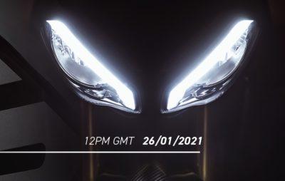 Triumph tease une nouvelle Speed Triple! :: Roadster sportif